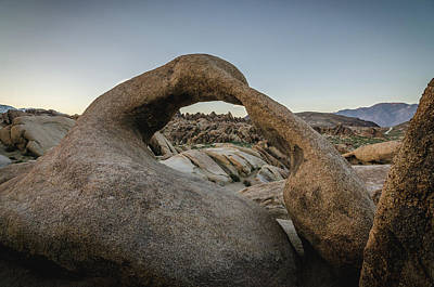 Photograph - Mobius Arch No.4 by Margaret Pitcher