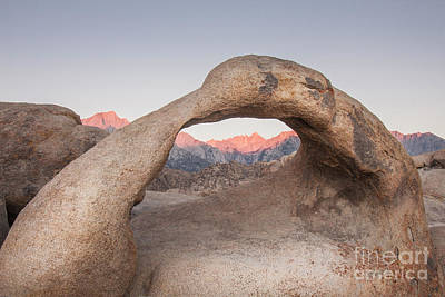Photograph - Mobius Arch by Olivier Steiner