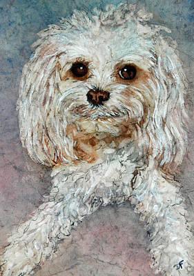 Painting - Mocha by Diane Fujimoto