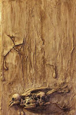 Must Art Painting - Mockingbird by Joshua Allegrucci