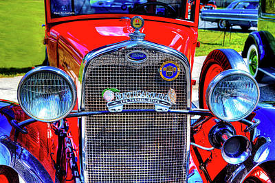 Photograph - Model A Classic by Dale R Carlson
