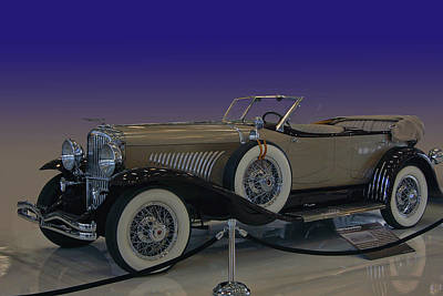 Model J Lebaron Phaeton Art Print
