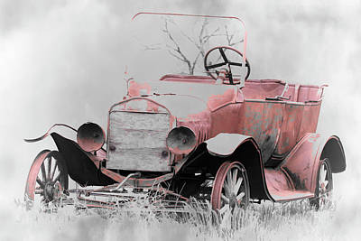 Photograph - Model T Ford by Steve McKinzie