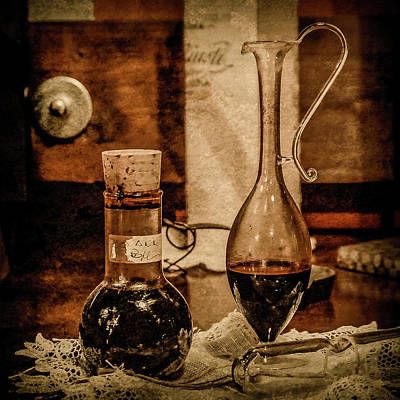 Photograph - Modena, Italy - Balsamico by Mark Forte