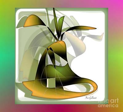 Digital Art - Modern 106 by Iris Gelbart