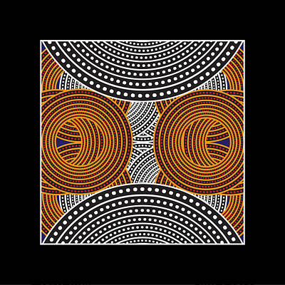 Painting - Modern Aboriginal by Gary Grayson