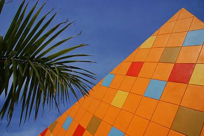 Modern Architecture Art Print by Susanne Van Hulst