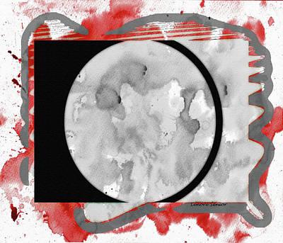 Digital Art - Modern Art Series 1 #2 by Lenore Senior