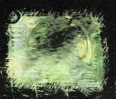 Digital Art - Modern Art Series 1 #7 Alpha And Omega by Lenore Senior