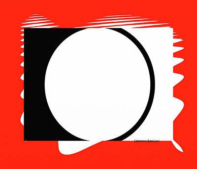 Digital Art - Modern Art, Series 1 by Lenore Senior