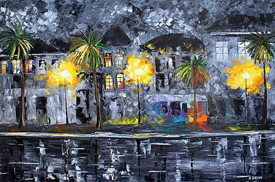 Painting - Modern City by Kevin Brown