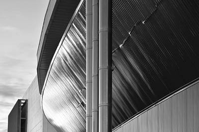 Photograph - Modern Elements by Marek Stepan