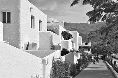 Photograph - Modern Houses Gran Canaria by Marek Stepan