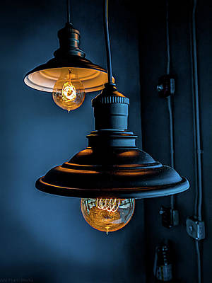 Photograph - Modern Lighting by Ant Pruitt
