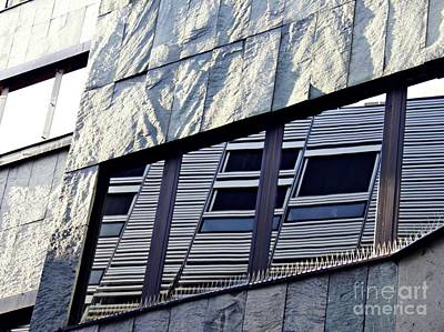Contemporary Abstract Photograph - Modern Mainz Abstract 3 by Sarah Loft