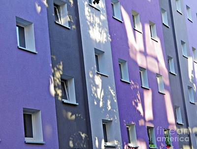 Photograph - Modern Mainz Abstract 9 by Sarah Loft