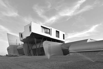 Photograph - Modern Malaga Congress Center by Marek Stepan