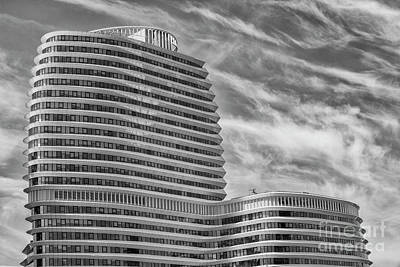 Photograph - Modern Office Building by Patricia Hofmeester