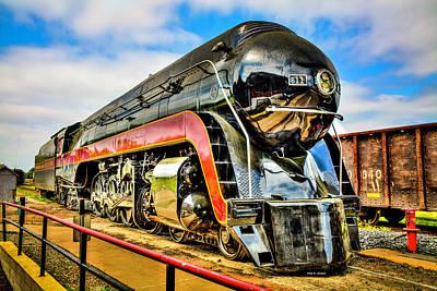 Photograph - Modern Steam No 611 by Dale R Carlson