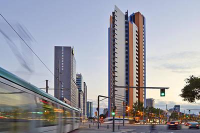 Photograph - Modern Towers by Marek Stepan