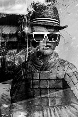 Photograph - Modern Warrior by David Pantuso