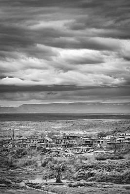 Photograph - Moenkopi Pueblo by David Cote