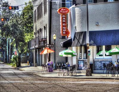 Photograph - Moe's Corner Mobile Alabama by Michael Thomas