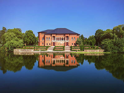 Photograph - Mogosoaia Palace by Chris M