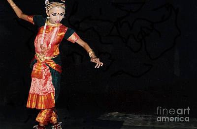 Wall Art - Photograph - Mohinattam by Susanna Fields-Kuehl