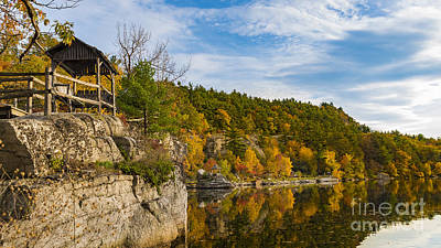 Photograph - Mohonk Mountain Reflections by Alissa Beth Photography