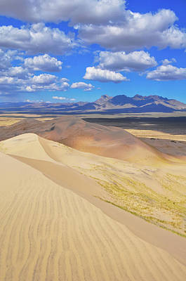 Photograph - Mojave Kelso Dunes by Kyle Hanson