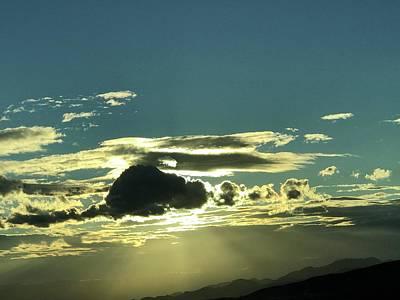 Photograph - Mojave Sunset by Matthew Heller