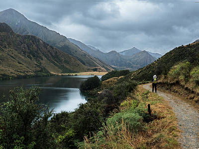 Photograph - Moke Lake by Walt Sterneman