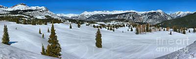 Photograph - Molas Pass Colorado Panorama by Adam Jewell