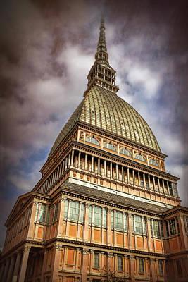 Photograph - Mole Antonelliana Turin Italy  by Carol Japp