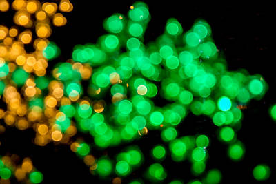 Photograph - Molecular 4 by Nicholas Blackwell