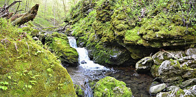 Photograph - Moine Panorama 2 by Bonfire Photography