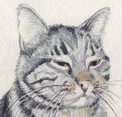 Molly Mischief Art Print