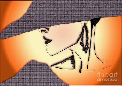 Digital Art - Mom #19 by Iris Gelbart