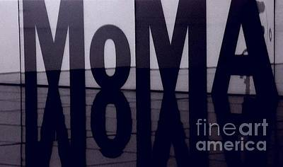 Photograph - Moma by Paulo Guimaraes
