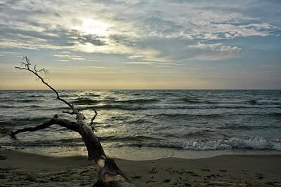Baltic Sea Photograph - Moment For Eternity by Joachim G Pinkawa