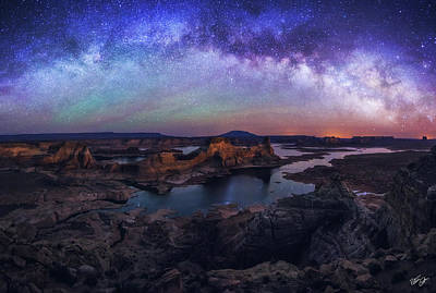 Star Gazing Photograph - Moment Of Being by Peter Coskun