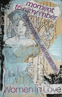 Mixed Media - Moment To Remember by Joanne Claxton