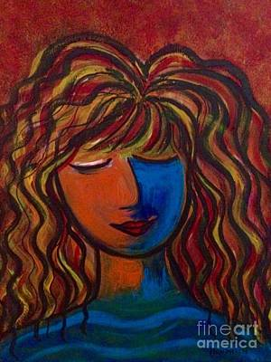 Painting - Moments Of Suzen by Susan Hendrich