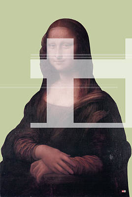 Photograph - Mona 1 by D A Metrov