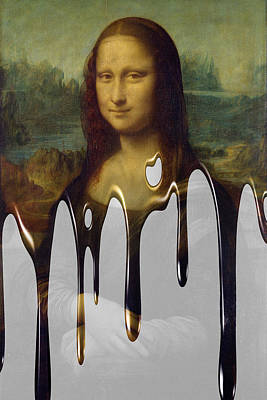 Photograph - Mona Lisa 2 by Andrew Fare