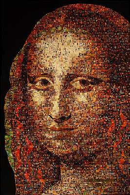 Photograph - Mona Lisa by Doug Powell