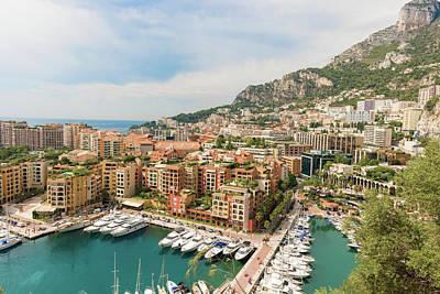 Photograph - Monaco Marina by Marek Poplawski