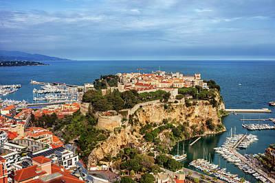 Photograph - Monaco Ville by Artur Bogacki
