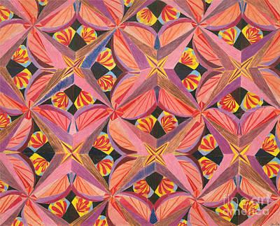Monarch Print by Kim Sy Ok